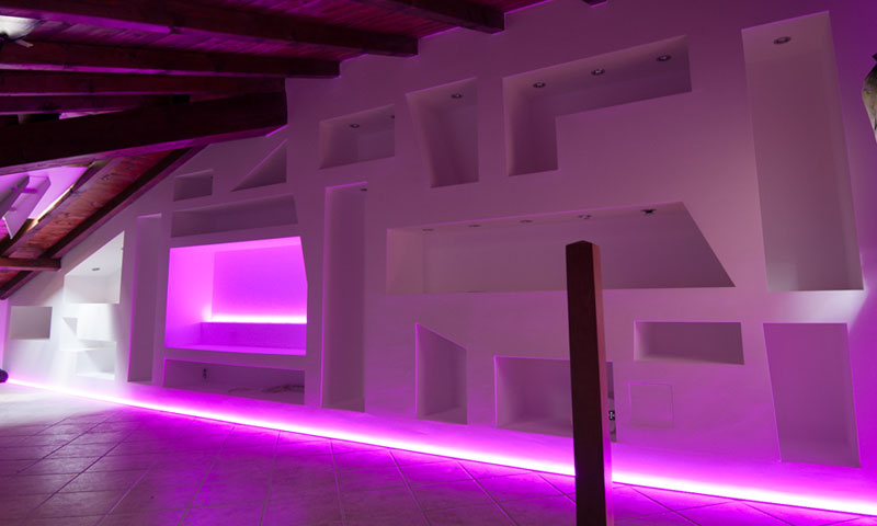 Teknoimpianti - Soluzioni Led Lighting